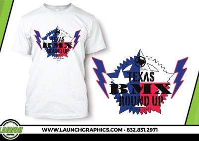 Launch Graphics Houston BMX-Round-Up