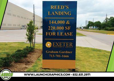Launch Graphics Houston Exeter