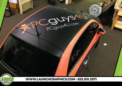 Launch Graphics Wraps Houston  PC-Guys-4U-Top
