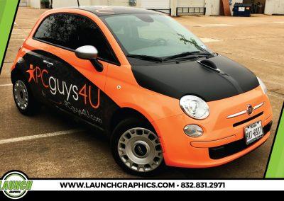 Launch Graphics Wraps Houston  PC-Guys-4u