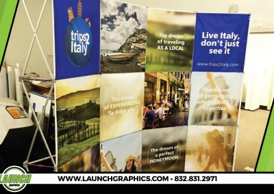 Launch Graphics Houston Trips-To-Italy-Banner