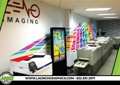 Launch Graphics Houston Zeno-Imaging-Wall-Decal